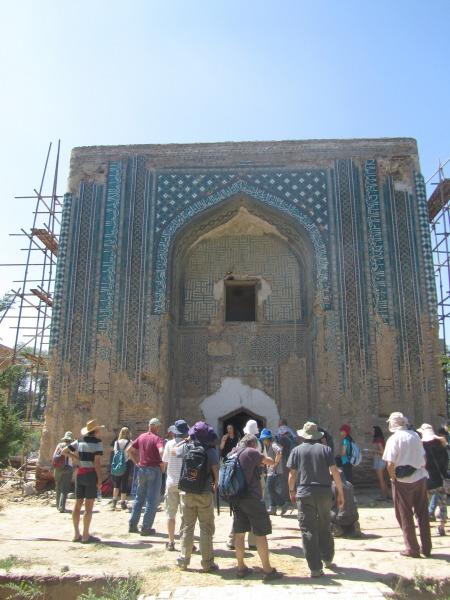 The Maozoleum of Tuqluk Temur Chaghadaid Khan r. 1347-1363 , Xinjiang, China (@Itamar Biran (1)